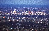 Adelaide, capital city of South Australia (click for enlargement)