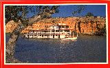 Paddle Steamer, Murray River (near Murray Bridge), click for enlargement